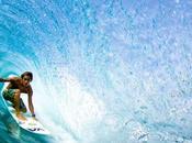 Música surf, avistan olas