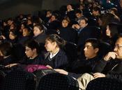 Programa Escuela Cine realiza éxito encuentro Clubes Escolares Valdivia