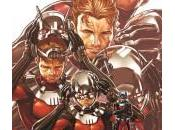 Marvel Comics anuncia nuevas series regulares Ant-Man Hawkeye