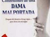 Recomendación literaria|| confesiones dama portada