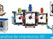 Comparativa impresoras domésticas, ¿cuál comprar?