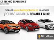 #RenaultBuscaPiloto llega Pamplona