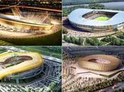 FIFA inicia inspección estadios Mundial Rusia