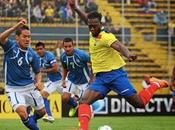 Salvador Ecuador Vivo, Amistoso Internacional