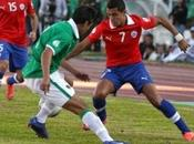 Chile Bolivia Vivo, Amistoso Internacional