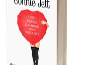 Todo puede cambiar instante Connie Jett