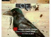 poeta venezolano Rafael Cadenas, edición PoeMad, Festival Poesía Madrid octubre)