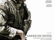 """Nuevo póster """"american sniper"""""""