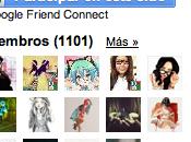 1101 seguidores. gracias, gracias