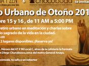 Retiros urbanos presenciales Monterrey, Noviembre 2014