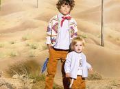 Moda infantil Corte Inglés