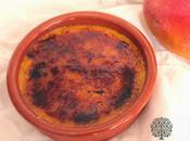 Crema catalana mango