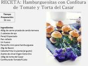 Hamburguesitas Confitura Tomate Queso Torta Casar Productos Típicos Artesanales