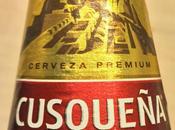 Cerveza Cusqueña Golden Lager: Algo regalo.