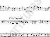 Quizás quizás Osvaldo Forrés partitura para Saxofón Alto Barítono Música Boleros