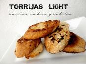 Torrijas Light Lactosa Huevo