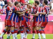 Bayern arrolla colista