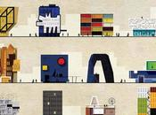 "Arquitectura Ilustrada ""archist"" Series Federico Babina"