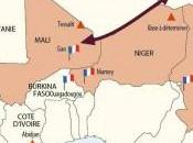 Níger: pieza clave Francia África