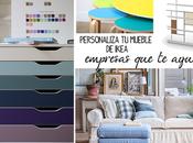 Personaliza mueble IKEA
