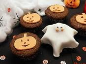 Cupcakes Halloween (Sabor Chocolate)