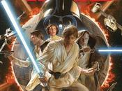 "Portada Alex Ross para cómic ""Star Wars"""