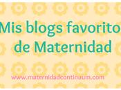 blogs favoritos Maternidad: 13-19 octubre
