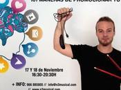 Maneras promocionar música online (Altea), noviembre.