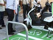 Murcia destina plazas aparcamiento para motos eléctricas