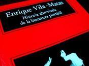 """Vila-Matas: """"Historia abreviada literatura portátil"""""""