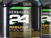 Banco pruebas, recuperador Rebuild Endurance para deportes resistencia, Herbalife