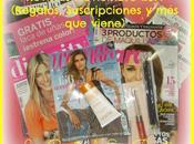 Revistas Noviembre 2014 (Regalos, Suscripciones viene)