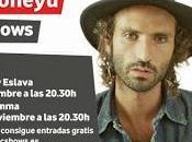 Leiva protagonizará 'Vodafone Music Shows' Madrid Murcia