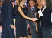 Dña. Letizia, todos looks Felipe Varela Premios Príncipe