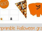 fiesta imprimible Halloween