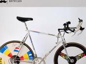 venta bicicleta para pruebas contrarreloj Miguel Indurain 1992 través eBay