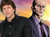 Jesse Eisenberg negociaciones para repetir como Luthor 'Suicide Squad'