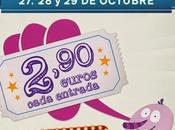 Vuelve Fiesta Cine, repaso cartelera.