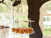 Inspiración: Halloween sweet table