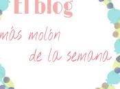 Blog molón semana: Bodados Bolboreta