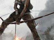 Tomb Raider, póster evento SacAnime