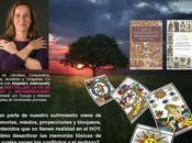 """""""Desprogramar sufrimiento inútil: Florecer alegría Marianne Costa Cancun, Coautora Alejandro Jodorowsky Tarot"""