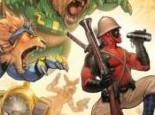 Marvel Comics podría reiniciar Deadpool 2015