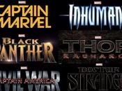 Marvel Studios Revelado Nombres Próximos Proyectos