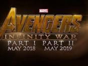 Marvel anuncia 'Pantera Negra', 'Capitana Marvel' títulos 'Thor 'Los Vengadores