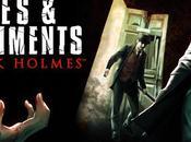 Análisis Sherlock Holmes Crimes Punishments