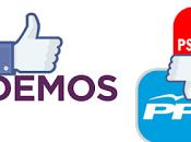 Confirmado: anuncia mañana Podemos, primer partido intención directa voto