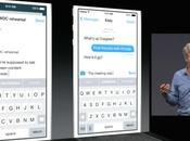 Grave error iOS: teclado predictivo QuickType sugiere también partes contraseñas