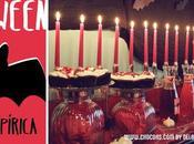 Fiesta vampiros para Halloween