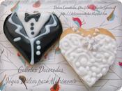 Trabajos dulces encantados. album galletas hermosamente decoradas para amor amistad